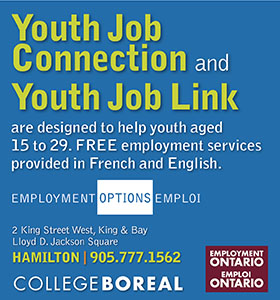 Youth Job Connect and Youth Job Link by College Boréal