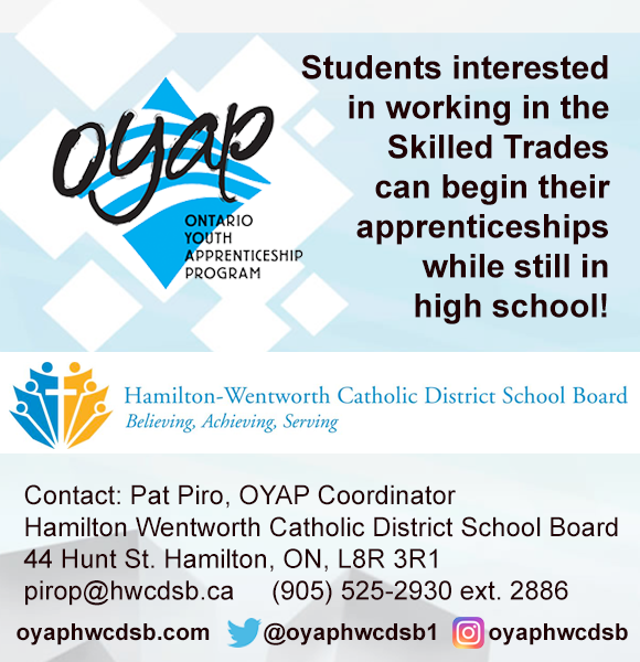 Ontario Youth Apprenticeship Program